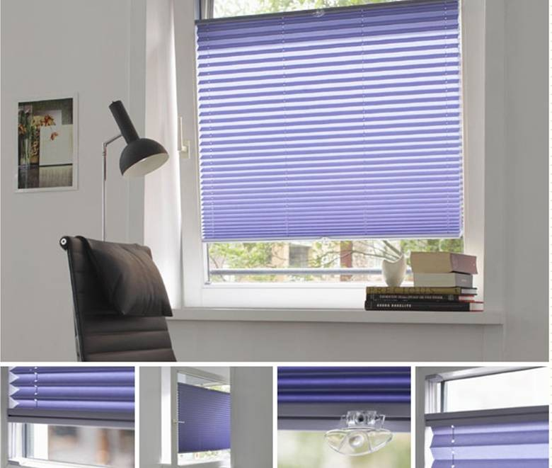 Шторы плиссе Hunter Douglas